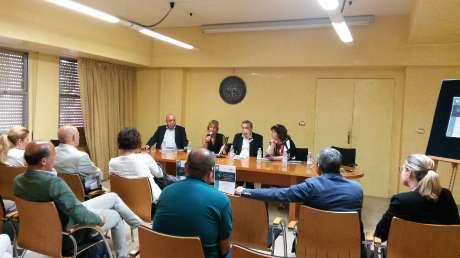 Censimento  Impianti Sportivi in Calabria