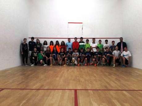 F.I.G.S. Calabria: la Squash Scorpion   conquista a Riccione 4 titoli italiani
