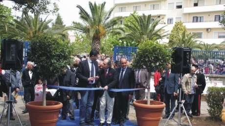 Inaugurazione Scuola Regionale dello Sport