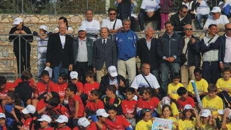 Sportinsieme 2011 - La festa dello sport Giovanile Calabrese