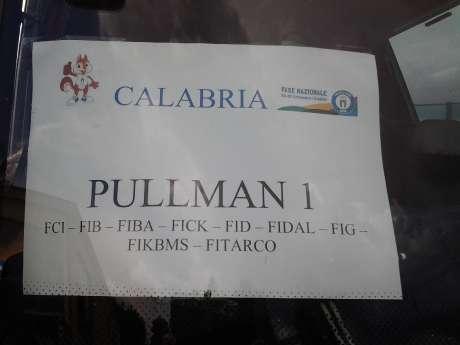 Trofeo Coni Cagliari 22/24 settembre 2016